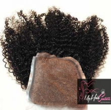 Caribbean Curl Lace Closure